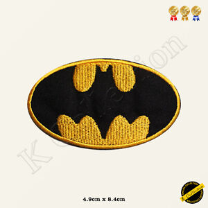 Super Hero Movie Video game Embroidered Iron on/Sew on Patch Badge