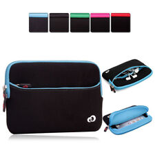 Universal 7 inch Tablet Soft Zipper Sleeve Case Cover Bag MIG2-3