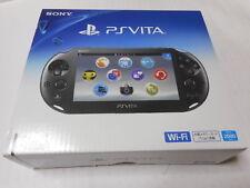 Sony Playstation Vita PCH-2000 ZA11 Wi-Fi 3.68 Video Game Console - Black