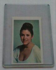 1977 Princess Leia Italian Trading Card