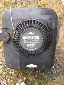B&S 5 HP Quantum Power Engine. Model 12F702-0606 not running