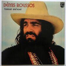 demis roussos FOREVER AND EVER philips 6325 021 L LP IT 1973 démis