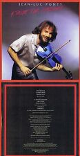"Jean-Luc Ponty ""A taste for passion"" Von 1979! Exzellenter Fusionjazz! Neue CD"