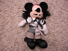 """New listing Disney Mickey Mouse Not So Scary Halloween Party 10"""" Pirate Bean Bag Plush (New)"""