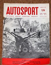Autosport 14/3/58 - SPORTS CAR RACING PROSPECTS - DAF ROAD TEST - CHEQUERS SPEED