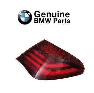 For BMW F01 F02 7-Series Passenger Right Outer Taillight Assembly for Fender OES