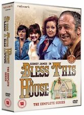 BLESS THIS HOUSE complete series 1 to 6 & movie film. 12 discs box set. New DVD