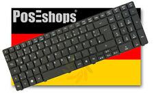 QWERTZ Tastatur Acer Aspire 7739 7739G 7739Z 7739ZG Series Schwarz DE NEU