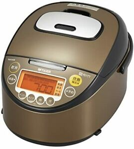 Tiger IH Rice Cooker Freshly Cooked 1 Sho Brown JKT-J180-XT JKT-J180-XT