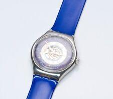 Vintage Swatch Tresor Magique Platinum Watch