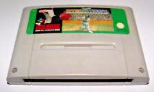 Super International Cricket Super Nintendo SNES PAL (B Grade)