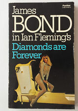 1977 James Bond Diamonds are Forever by Ian Fleming