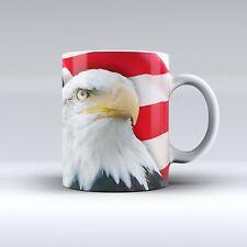 Coffe Mug 11 oz USA  flag Patriotic Collectible