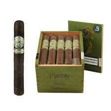 Matilde Oscura Robusto 20 Cigars Dominican 100% Tobacco