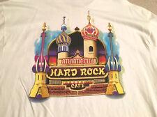 NEW Hard Rock Cafe Vintage ATLANTIC CITY (2000) Heavy Tee T-Shirt Mens Size XL