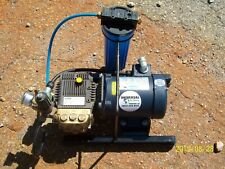ANNOVI REVERBERI XTV 0.5G10 PRESSURE WASHER PUMP w LEESON 102917.00 1/2HP MOTOR