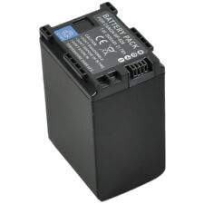 Battery + Charger For Canon BP-828 BP828 BP-820 BP820 G20 G30 XA20 XA25 VIXIA HF