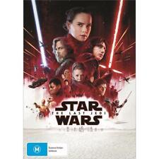 The Star Wars - Last Jedi (DVD, 2018)