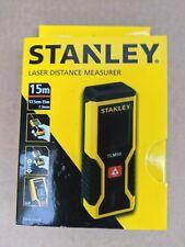 STANLEY TLM50 15M LASER DISTANCE MEASURE