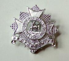Post WW II Bedfordshire Regiment Cap Badge Original Staybrite Exc. Condition