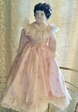 "China Doll antique 1890 Original Owner 18 1/2"""