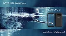 Coque Antichoc Waterproof SAMSUNG S9 plus - LOVE MEI FRANCE SWIMCase