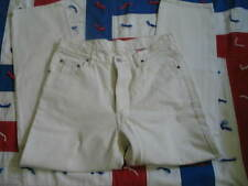 Se Jolie Men's Vintage white jeans 105 Rugged Vintage jeans cow boy jeans 34x30