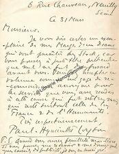 LOYSON (Charles, dit le Père Hyacinthe) prédicateur français (1827-1912)