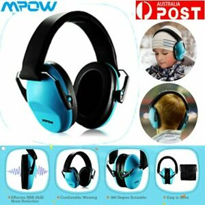 Child Ear Muffs Safety Noise Cancelling Headphone For Kids Hearing Protection AU
