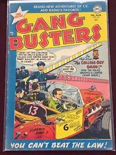 GANG BUSTERS 32 Professionally Graded FN- 5.5