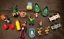 Lot Of Burger King Toys -18 Toys