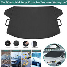 1×Front Shield Car Windscreen Frost Cover Snow Window Protection Guard Sunshield