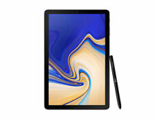 "SAMSUNG Galaxy Tab S4 10.5"" T835 Tablet 64GB BLACK LTE 4G WITH 3PIN UK MAINS"