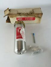 NEW DAYTON ELECTRIC 1P747A TEEL STAINLESS STEEL SINGLE FILTER HOUSING 300PSI