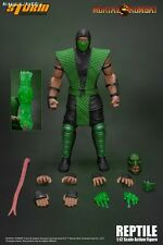 Storm Collectibles 1:12 Action Figure - Mortal Kombat: Reptile [PRE-ORDER]