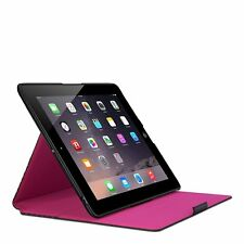 Belkin Cinema Dot Folio Case with Stand for iPad 2/3/4 - Black / Magenta