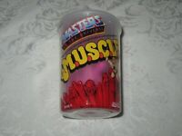 Super7 Masters of the Universe MOTU Trash Can Set MUSCLE Series 2 Pink