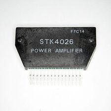 Stk4026 Sanyo New Original With Heatsink Compound Integrated Circuit Ic