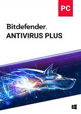 BitDefender AntiVirus Plus 2020 1 / 3 o 5  Dispositivi 1 Anno 2019 IT
