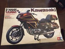 Vintage Tamiya Kawasaki Kz1300b Kz1300 1:6 Scale Huge Model Kit New