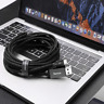 Baseus 16FT USB-C Type-C 3.1 QC Quick Charger Fast Charging Data Sync Cable Cord