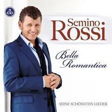 SEMINO ROSSI - Bella Romantica -- 3 CD  NEU & OVP