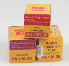 KODAK PLUS XPAN FILM, SET OF 3