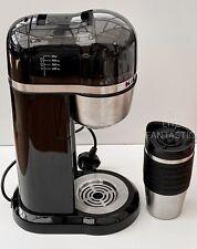 KitchenAid Personal Brewer Coffee Maker & Thermal Mug in  Black UNUSED