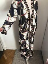 Veste Kimono Longue Taille Unique 38/40 Avec Ceinture Neuf