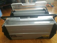 """Stanley Cantilever Tool Box Storage 19""""  FATMAX 2 x2 Tray"""