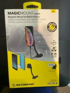 Scosche Magic Mount Power Magnetic Mount For Mobile Devices