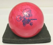 HAMMER x The Simpsons Lisa Limited Edition Executive Bowling Ball 12 LBS