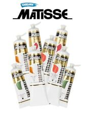 Matisse Structure Acrylic Series3 - 3 x 75ml Tubes