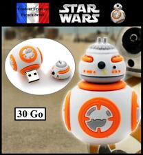 1 Clé USB 2.0 NEUVE 30Go ( USB Flash Drive 30Gb ) - Star Wars BB-8 BB8